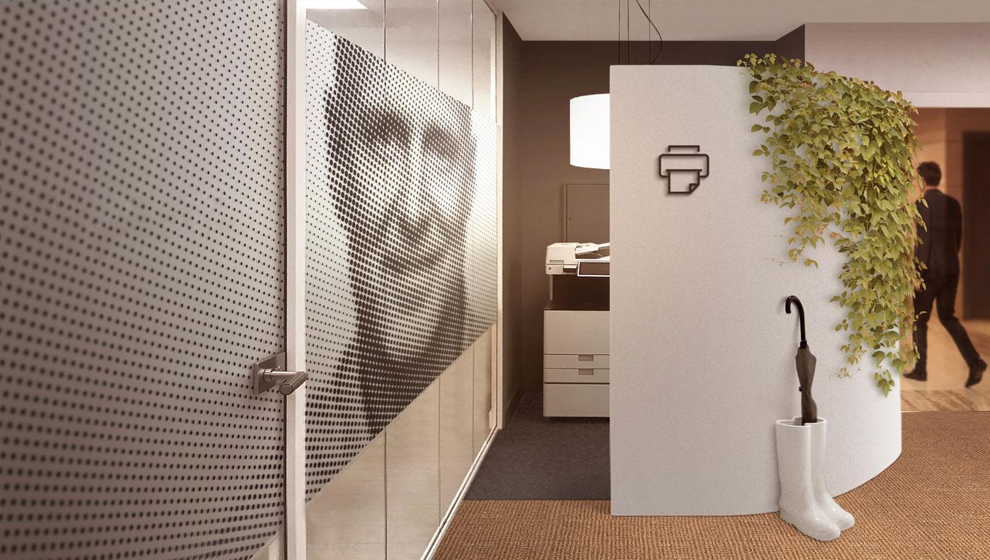 Grandes mejoras en la oficina con una inversión pequeña