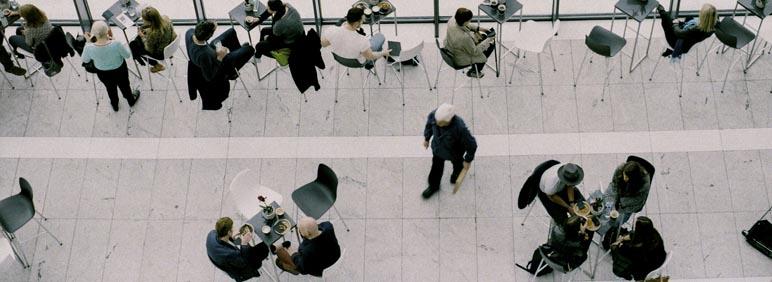 El comedor en la empresa como núcleo de las relaciones entre empleados