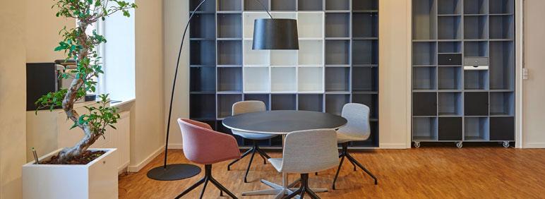 diseñar un entorno de trabajo agradable